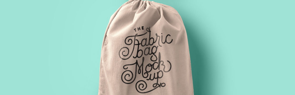 Drawstring Psd Bag
