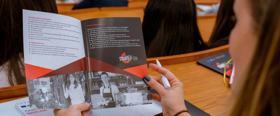 Transilvania START UP pentru afaceri de succes / Cluj HUB